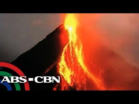 Napipintong pagputok ng Mayon 'mala-1984'