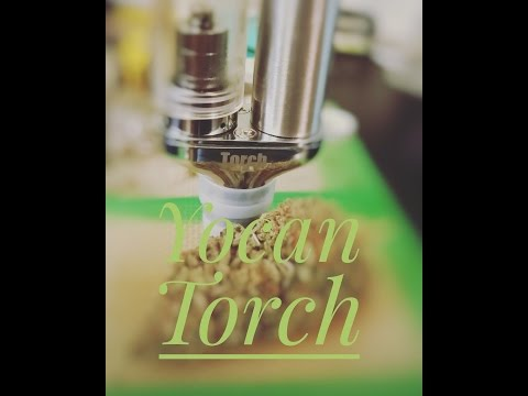 Product Review – Yocan Torch – Portable Enail