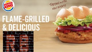 Quickbites: Flame-grilled Turkey Burger From Burger King