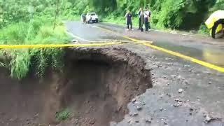 Мексика Тропический шторм  Narda. Кадр Дня. Катаклизмы, cataclysm