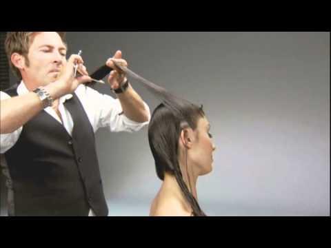 Long Hair Cutting 101 - YouTube