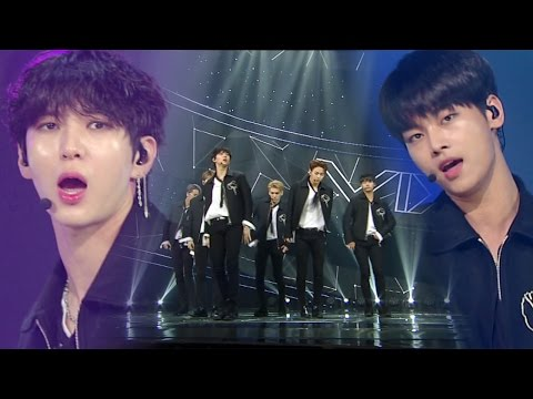 《Comeback Special》 VIXX - Black Out @인기가요 Inkigayo 20170521