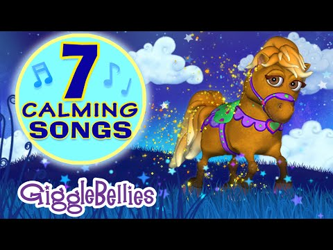 All The Pretty Little Horses | Twinkle Little Star | 7 Children Songs & Nursery Rhymes Collection