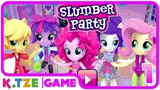 My Little Pony Equestria Girls 👩🎤 Deutsch - Ganze Folgen der App  | Folge 1.