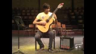 Caribbean Solo guitar - Ashley Blasse - BASS GARDEN
