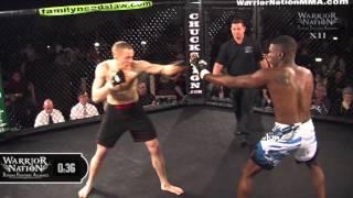 Warrior Nation XFA XII - Ray Johns vs. Sam McCue
