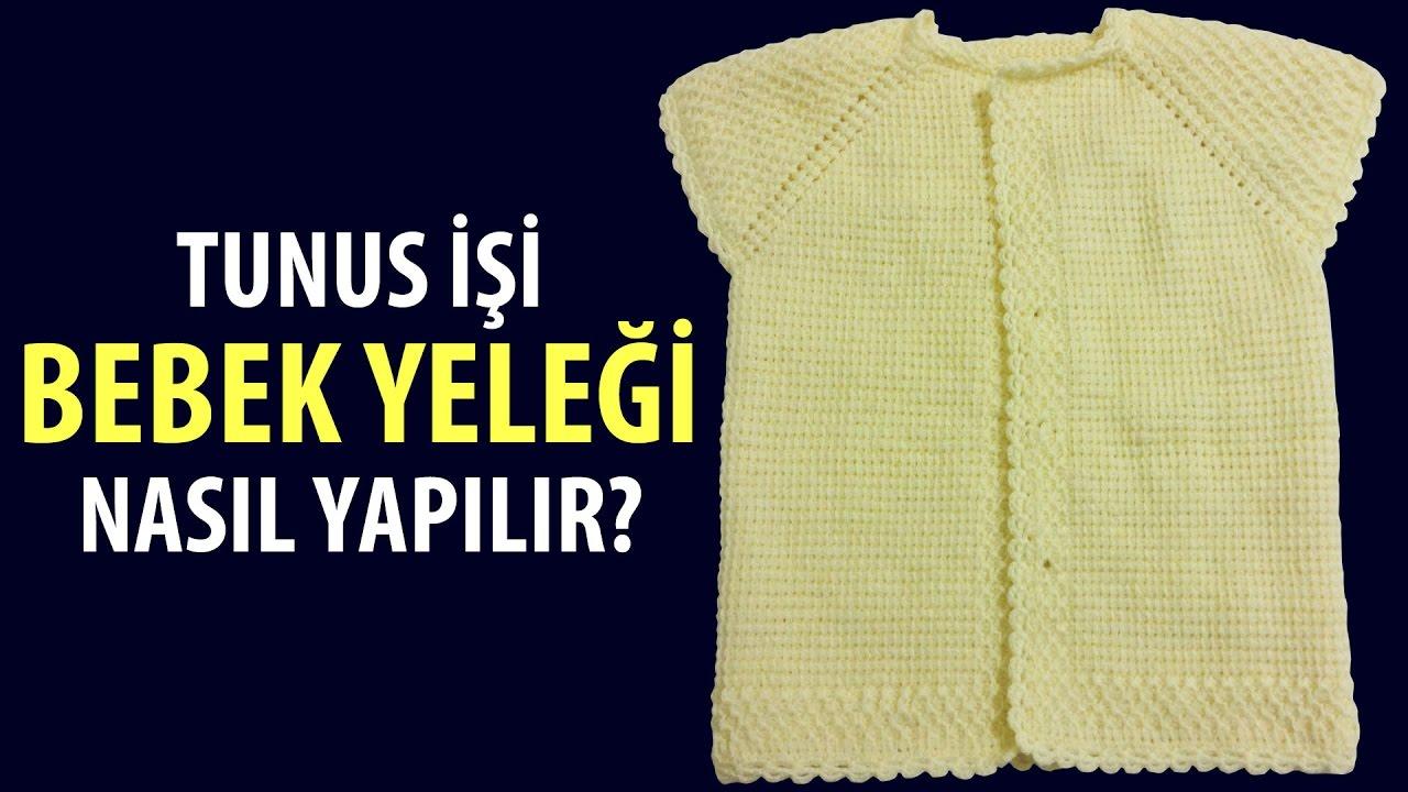 Ördekli Bebek Hırka Modeli Yapılışı Anlatımlı Türkçe Videolu