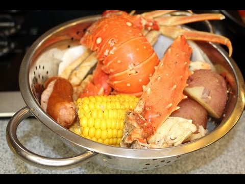 Seafood crab boil saturday meal legacy how to make youtube ccuart Choice Image