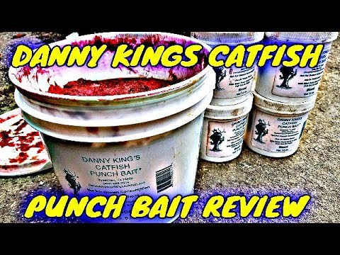 Danny Kings Catfish Punch Bait Ultimate Review