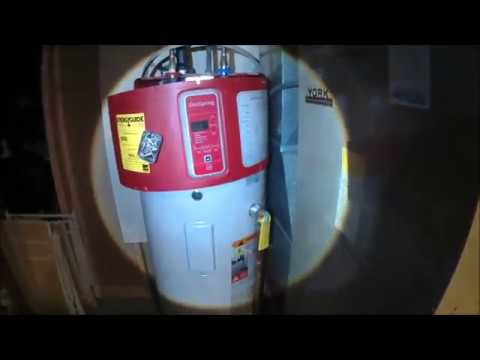 GE Geo Springs Anode R&r Hybrid Water Heater
