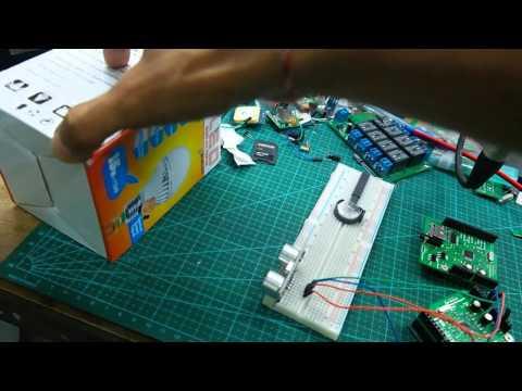 Prototype Jemuran Otomatis Berbasis Arduino