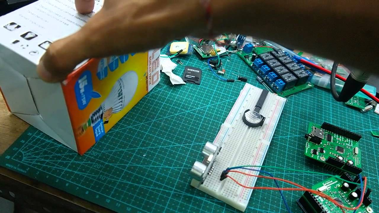 Sensor Cahaya Dengan Ldr - scribdcom