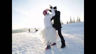 Свадебная бачата в горах. Mountain Touch :)