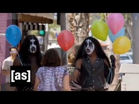 Black Metal | Loiter Squad | Adult Swim