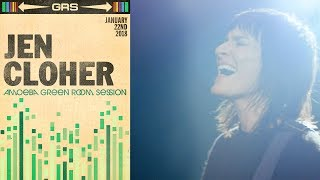 Jen Cloher - Amoeba Green Room Session
