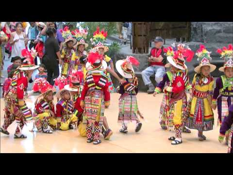"""The Great Inka Road"" Family Day - 4 Bolivian Music & Dance"