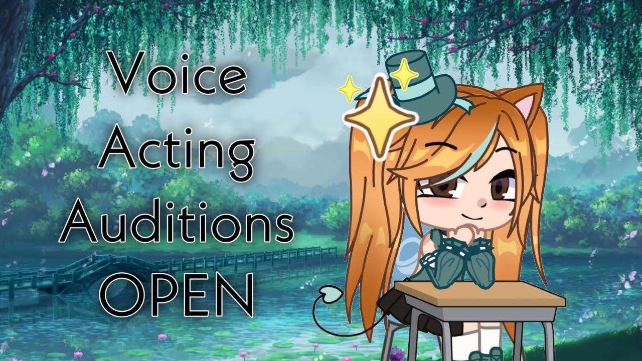 Voice Acting Auditions CLOSED | 50k special announcement!! | READ DESCRIPTION | #Ellsvoiceauditions