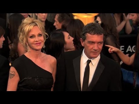 Antonio Banderas & Melanie Griffith Call It Quits | Splash News TV | Splash News TV