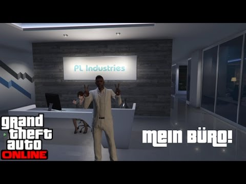 Gta Online Das Neue Buro Finance Felony Update Youtube