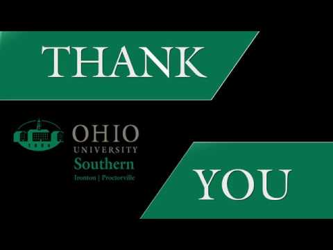 Thank You To Scholarship Donor