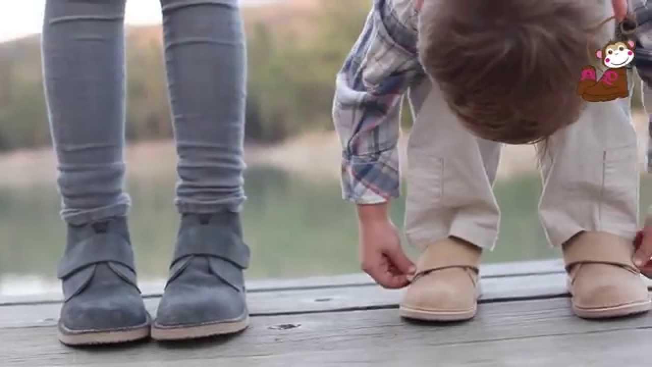 59ad42d2c Zapatos de Otoño Invierno para Niños Pisamonas - Colección de Básicos y Moda  - YouTube