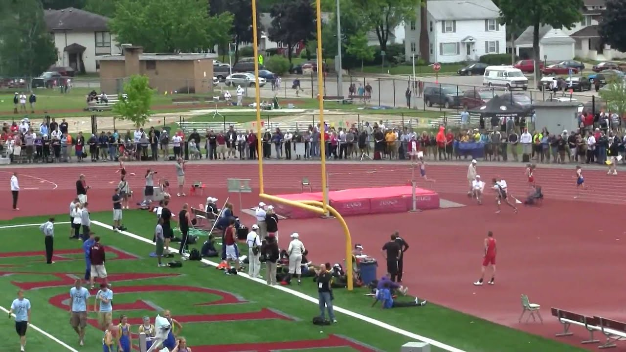 nike high school national track meet 2010