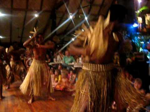 Fijian Meke Dance