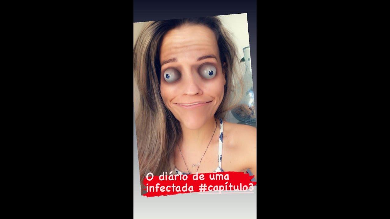 O DIÁRIO DE UMA INFECTADA #capítulo3