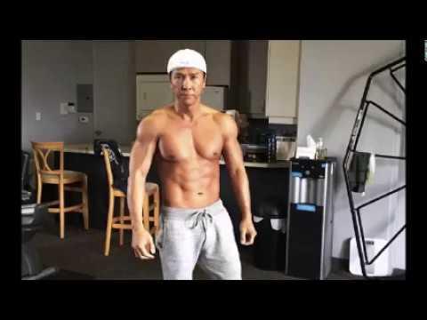 Donnie Yen Workout Wing Chun Training