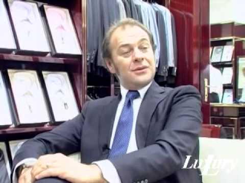 ZILLI & Luxury Magazine