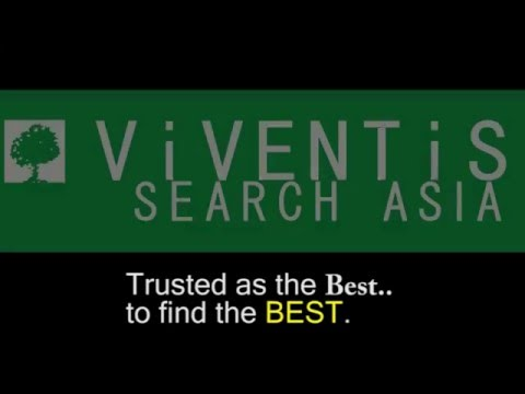 Viventis Search Asia - Trusted as the Best to find the BEST