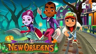 👻 Subway Surfers New Orleans 2018 (Halloween Edition) 🎃