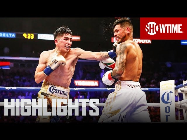 Santa Cruz vs. Mares II: Highlights | SHOWTIME CHAMPIONSHIP BOXING
