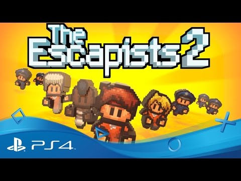 The Escapists 2 | Return to Center Perks Trailer | PS4