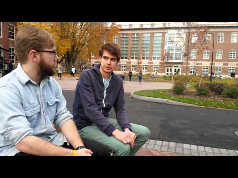 Dustin Newhouse on UNH music scene