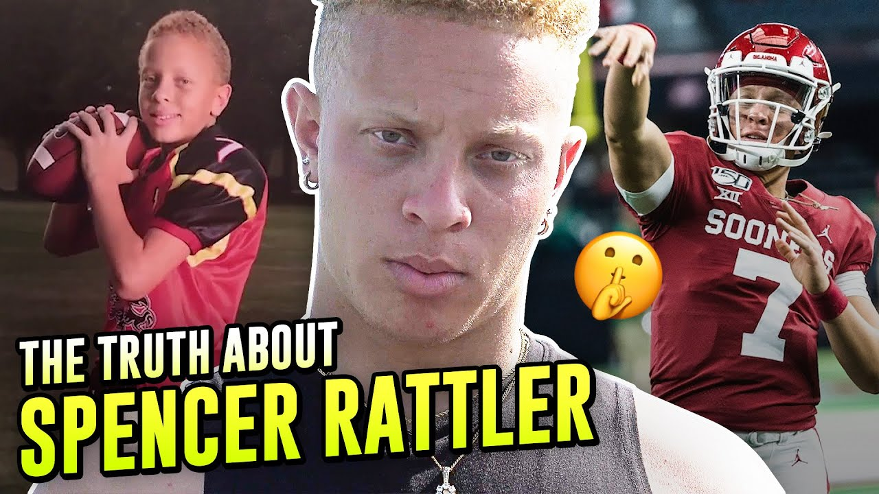 Spencer Rattler Is Officially The Starting Qb At Oklahoma The Real Story Of How He Climbed To Qb1 Youtube