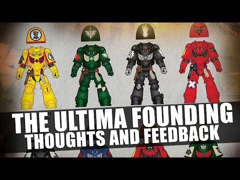 The Ultima Founding ►Thoughts and Feedback
