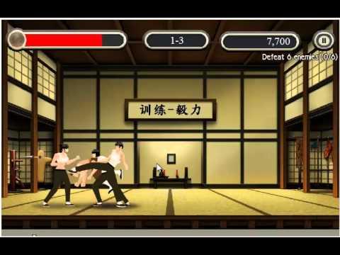 7k7k - Game 7K7K - Lý Tiểu Long đấu võ, trò chơi hay của 7k7k
