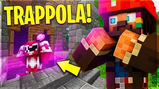 TRAPPOLA NELLA VANILLA! - Minecraft ITA Vanilla Anima