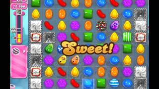 Candy Crush Level 312 (no boosters, 3 stars)