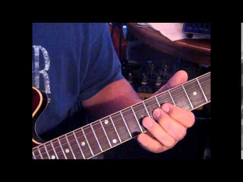 Rock Me Baby - BB King Lesson - YouTube