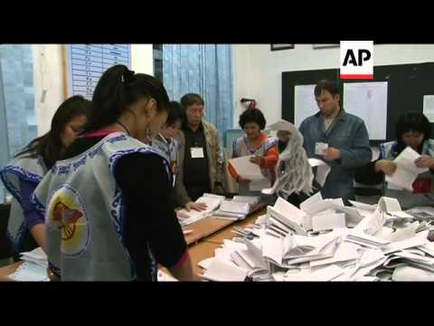 Polls close in parliamentary election, electoral commission comment