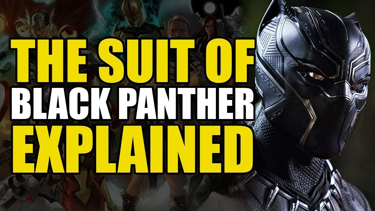 Black Panther's Suit Explained