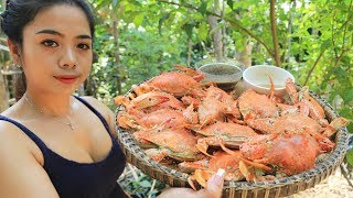 Yummy cooking crab with coconut recipe - Cooking skill