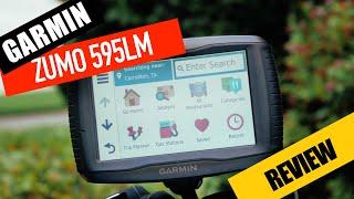 Garmin Zumo 595 LM Review