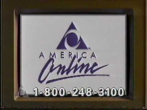 AOL Commercial (1995)