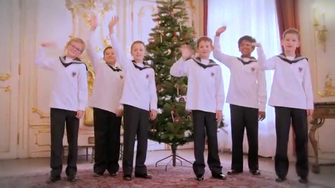 Vienna Boys Choir Christmas.Vienna Boys Choir Merry Christmas From Vienna Official Teaser