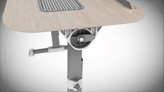 Portronics Laptop Desk