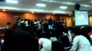 UPH Choir - O Lord You Know My Heart - MYC Friday Night.flv