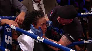 WORLD TITLE FIGHT!  CLARESSA SHIELDS VS HANNA GABRIELS